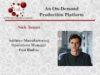Nick Tonini, Fast Radius