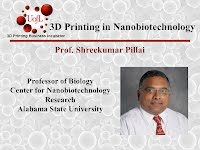 Shreekumar Pillai, Alabama State