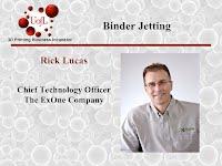 Rick Lucas, ExOne