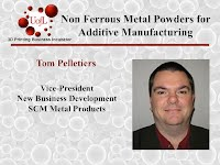 Tom Pelletiers, SCM Metals