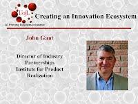 John Gant, IPR