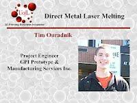 Tim Ouradnik, GPI Update