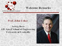 John Usher, University of Louisville