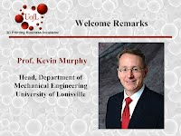 Prof. Kevin Murphy, University of Louisville